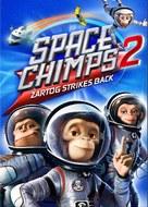 Space Chimps 2: Zartog Strikes Back - DVD cover (xs thumbnail)
