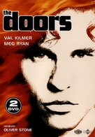 The Doors - Hungarian DVD cover (xs thumbnail)