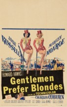 Gentlemen Prefer Blondes - Movie Poster (xs thumbnail)