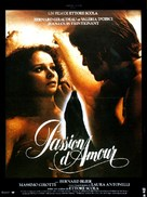 Passione d'amore - French Movie Poster (xs thumbnail)