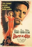 Born to Kill - DVD movie cover (xs thumbnail)