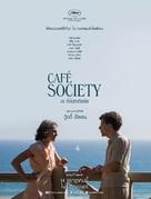 Café Society - Thai Movie Poster (xs thumbnail)