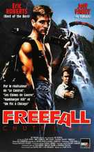 Freefall - French VHS cover (xs thumbnail)