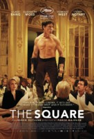 The Square - Movie Poster (xs thumbnail)