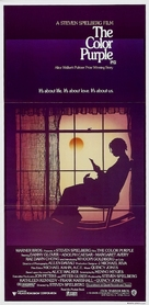 The Color Purple - Australian Movie Poster (xs thumbnail)