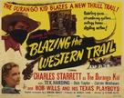 Blazing the Western Trail - Movie Poster (xs thumbnail)