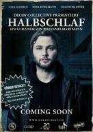 Halbschlaf - Swiss Movie Poster (xs thumbnail)