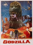 Gojira - Pakistani Movie Poster (xs thumbnail)