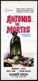 O Dragão da Maldade contra o Santo Guerreiro - Italian Movie Poster (xs thumbnail)