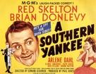 A Southern Yankee - British Movie Poster (xs thumbnail)