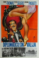 Carlton-Browne of the F.O. - Argentinian Movie Poster (xs thumbnail)