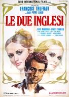 Deux anglaises et le continent, Les - Italian Movie Poster (xs thumbnail)