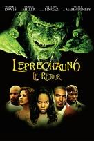 Leprechaun 6 - French DVD cover (xs thumbnail)