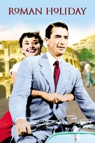 Roman Holiday - DVD movie cover (xs thumbnail)