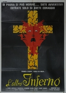 L'altro inferno - Italian Movie Poster (xs thumbnail)