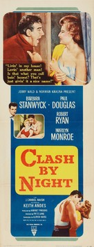 Clash by Night - Movie Poster (xs thumbnail)
