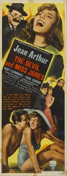 The Devil and Miss Jones - Movie Poster (xs thumbnail)