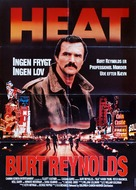 Heat - Danish Movie Poster (xs thumbnail)