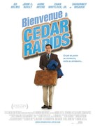 Cedar Rapids - French Movie Poster (xs thumbnail)