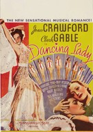 Dancing Lady - Movie Poster (xs thumbnail)