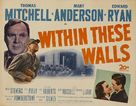 Within These Walls - Movie Poster (xs thumbnail)