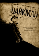 Darkman - DVD cover (xs thumbnail)