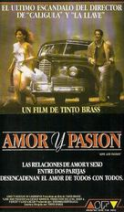 Capriccio - Argentinian VHS cover (xs thumbnail)