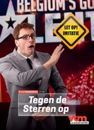 """""""Tegen de sterren op"""" - Belgian Movie Poster (xs thumbnail)"""