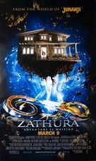 Zathura: A Space Adventure - Australian Movie Poster (xs thumbnail)