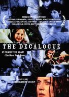"""""""Dekalog"""" - DVD movie cover (xs thumbnail)"""