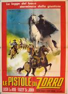 King of the Bullwhip - Italian Movie Poster (xs thumbnail)