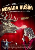 Undskyld jeg forstyrrer - Czech Movie Poster (xs thumbnail)