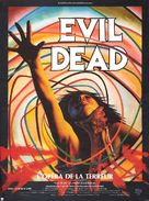 The Evil Dead - French Movie Poster (xs thumbnail)