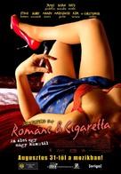 Romance & Cigarettes - Hungarian Movie Poster (xs thumbnail)
