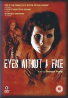 Les yeux sans visage - British DVD cover (xs thumbnail)