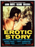 Una storia d'amore - Canadian Movie Poster (xs thumbnail)