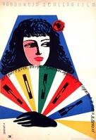 Tosca - Polish Movie Poster (xs thumbnail)