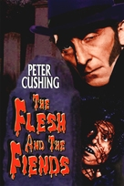 The Flesh and the Fiends - DVD cover (xs thumbnail)