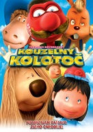The Magic Roundabout - Czech Movie Poster (xs thumbnail)
