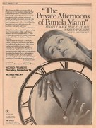 The Private Afternoons of Pamela Mann - poster (xs thumbnail)