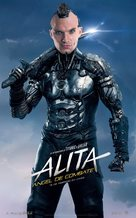 Alita: Battle Angel - Spanish Movie Poster (xs thumbnail)