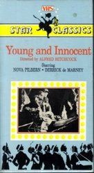 Young and Innocent - VHS movie cover (xs thumbnail)