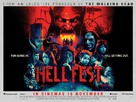 Hell Fest - British Movie Poster (xs thumbnail)