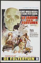 Torture Garden - Belgian Movie Poster (xs thumbnail)