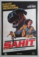 Eyewitness - Turkish Movie Poster (xs thumbnail)