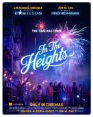 In the Heights - Australian Movie Poster (xs thumbnail)