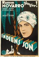 Son of India - Swedish Movie Poster (xs thumbnail)