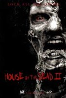 House Of The Dead 2 - Movie Poster (xs thumbnail)