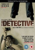 The Detective - British DVD movie cover (xs thumbnail)