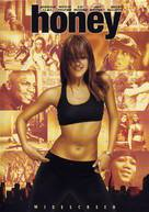 Honey - DVD cover (xs thumbnail)